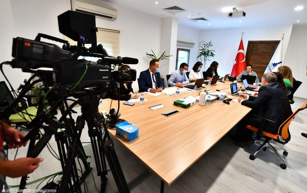 İzmir'de inşa edilecek Üçyol-Buca Metrosu ön yeterlik ihalesi