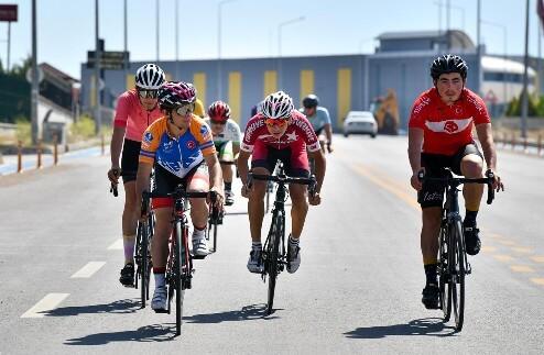 Anadolu OSB Bisiklet Yolu genel görünüm