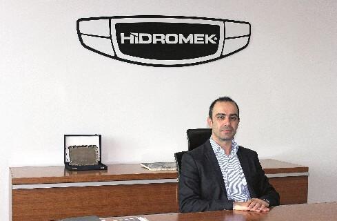 HIDROMEK Genel Müdürü Ahmet Bozkurt
