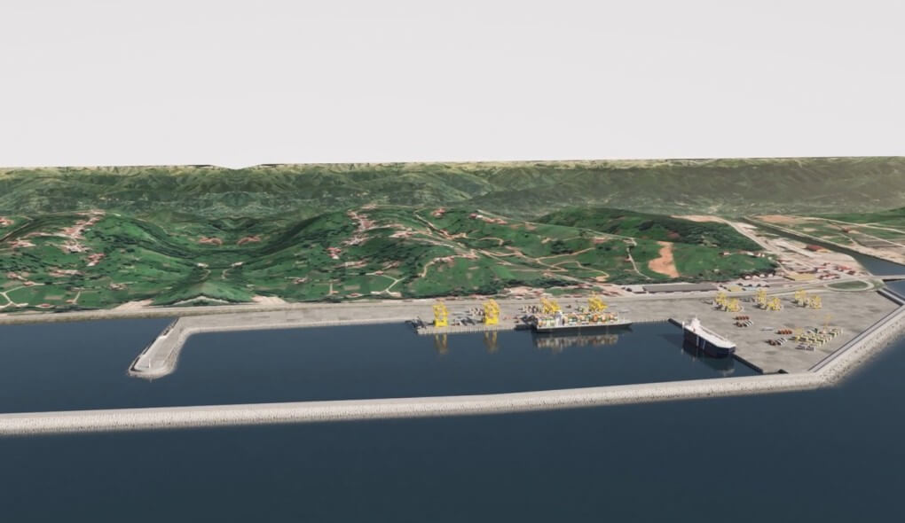 Rize İyidere Lojistik Limanı