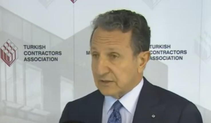 Mehmet Erdal Eren TMB Başkanı / GÖÇAY İNŞAAT Yönetim Kurulu Başkan Vekili